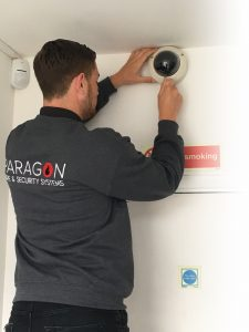CCTV maintenance and repair from paragon Fire and Security