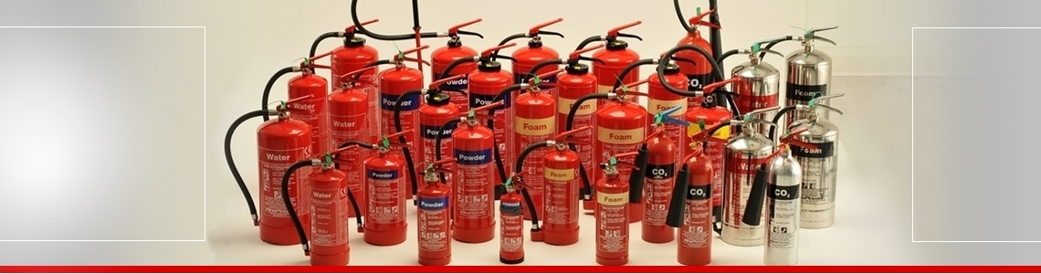 Fire Extinguisher Supply & Installation